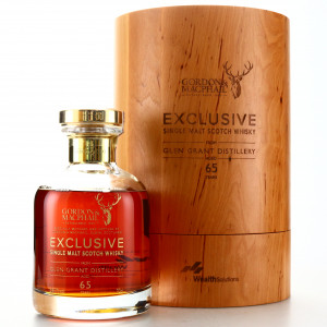 Glen Grant 1950 Gordon and MacPhail 65 Year Old Wealth Solutions