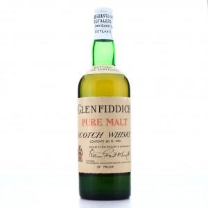 *Glenfiddich Pure Malt circa 1950s