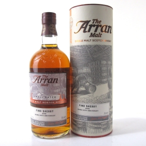 Arran 2008 Small Batch Fino Sherry Cask / Drinks 25th Anniversary