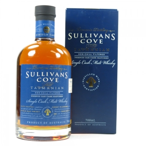 Sullivans Cove French Oak Cask Batch HH0521