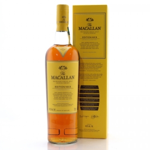 Macallan Edition No.3 75cl / US Import