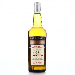 *Glenlochy 1969 Rare Malt 25 Year Old 62.08% 75cl / US Import