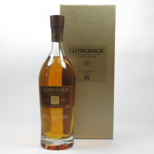 Glenmorangie 18 Year Old Extremely Rare Front