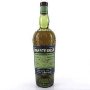Chartreuse De Voiron Green Label 1950s