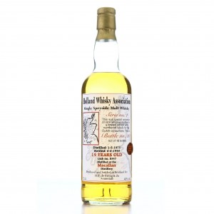 *Macallan 1975 Holland Whisky Association 19 Year Old