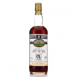 *Macallan 1965 Whyte and Whyte 29 Year Old Sherry Casks 75cl / Spirits Library