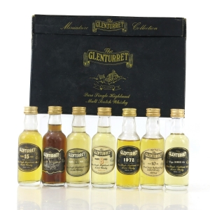 Glenturret Miniature Collection 7 x 5cl