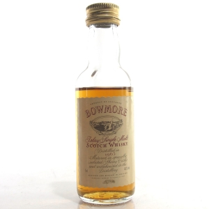 Bowmore 1965 Sherry Cask Miniature 5cl