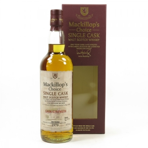 Coleburn 1979 MacKillop's Choice 29 Year Old