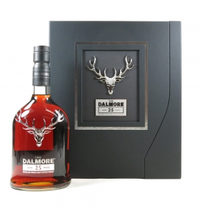 Dalmore 25 Year Old Front