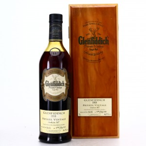 Glenfiddich 1958 Private Vintage #8642 / World of Whiskies