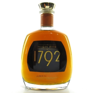 Barton 1792 High Rye Bourbon