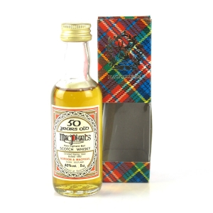 MacPhail's / Macallan 1940 Gordon and MacPhail 50 Year Old 5cl