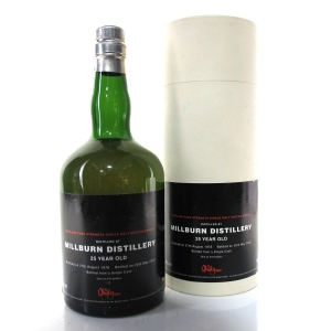 Millburn 1976 The Whisky Shop 25 Year Old