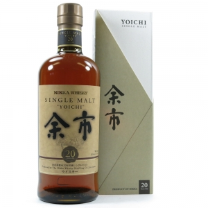 Yoichi 20 Year Old Front