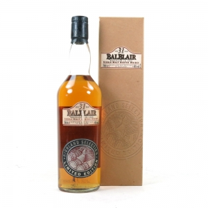 Balblair 1969 Highland Selection 31 Year Old / Leaking