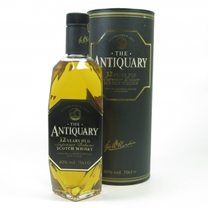 Antiquary 12 Year Old Front