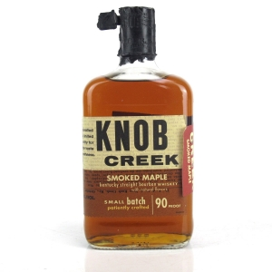 Knob Creek 90 Proof Small Batch / Smoked Maple