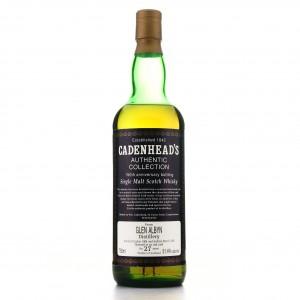 *Glen Albyn 1964 Cadenhead's 27 Year Old / 150th Anniversary
