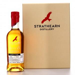 Strathearn Distillery Inaugural Single Cask / Bottle #09