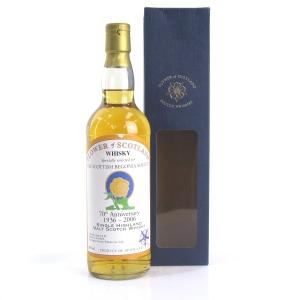 Flower of Scotland Whisky / Scottish Begonia Society 70th Anniversary