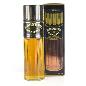 Tomintoul 12 Year Old Perfume Bottle