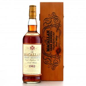 Macallan 1982 Gran Reserva 75cl / US Import