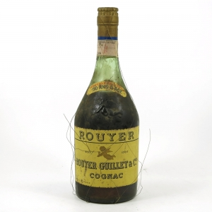 Rouyer Guillet & Co Cognac 50 Year Old Front