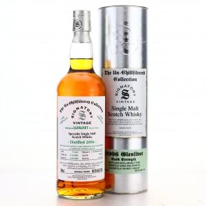Glenlivet 2006 Signatory Vintage 13 Year Old 75cl / Norfolk Whisky Group