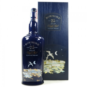 Bowmore 25 Year Old / The Gulls