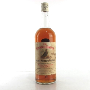 Famous Grouse Finest Scotch Whisky 1 Litre / NAAFI Stores