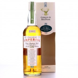 Imperial 1979 Gordon and MacPhail