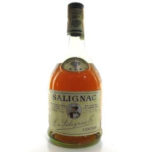 Salignac 3 Star Cognac 1960s