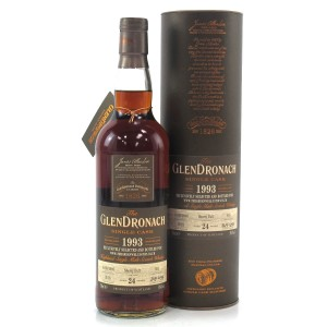 Glendronach 1993 Single Cask 24 Year Old #655 / The Green Welly Stop