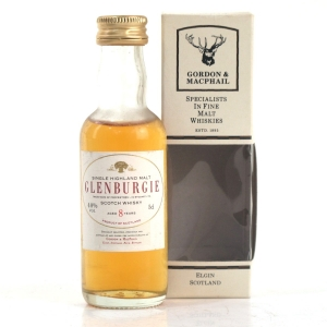 Glenburgie 8 Year Old Gordon and MacPhail Miniature 5cl