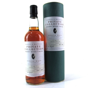 Imperial 1990 Gordon and MacPhail Sherry Wood Finish