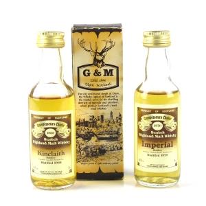 Gordon & MacPhail Closed Distillery Selection 2 x 5cl