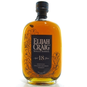 Elijah Craig 18 Year Old Single Barrel #4347