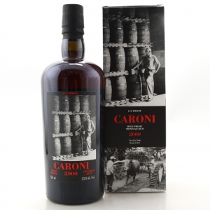 Caroni 2000 High Proof 17 Year Old Rum 75cl / US Import