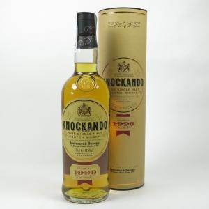 Knockando 1990 Bottled 2002