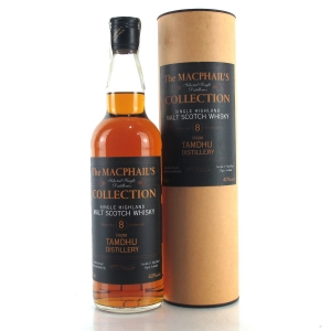 Tamdhu 8 Year Old Gordon and MacPhail