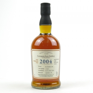 Foursquare 2004 Single Blended 11 Year Old Rum
