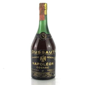 Dussaut Napoleon Cognac 1970s