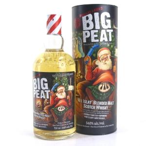 Big Peat Christmas Cask Strength 2016 Edition