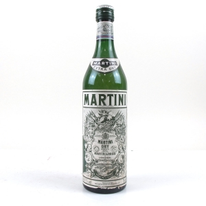 Martini Extra Dry 1980s
