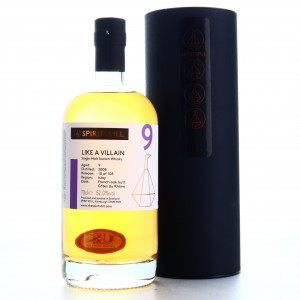 Lagavulin 'Like a Villain' 2008 Spirit Still 9 Year Old