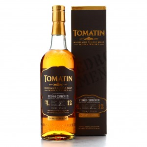 Tomatin 2002 Pedro Ximenez Finish 12 Year Old Cuatro #4