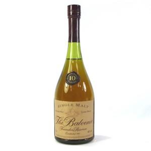 Balvenie 10 Year Old Founder's Reserve 1980s / Cognac Bottle