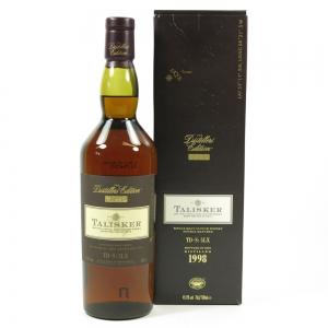 Talisker 1998 Distillers Edition Front