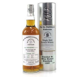 Glenrothes 1997 Signatory Vintage 19 Year Old